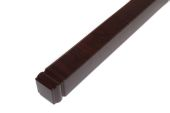 External Double Ended Ogee Corner (rosewood)