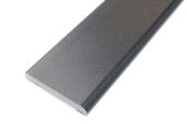 45mm x 6mm Architrave (Anthracite Grey 7016 Smooth)