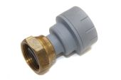22mm x 3/4 inch Straight Tap Connector