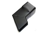 76mm Square Pipe Shoe (swaged)