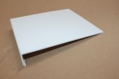 175mm x 3mm White Window Cover (5 metre)