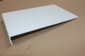 245mm x 3mm White Window Cover Board (5 metre)