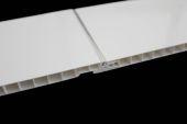 5 Mt Moderna White Gloss (Flush Thin Silver Strip)