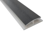 Soffit Joiner (Anthracite Grey 7016 Woodgrain)