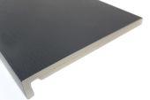 175mm Maxi Fascia (Anthracite Grey 7016 Woodgrain)