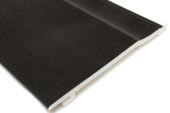 150mm Single Shiplap Cladding Panel (black)