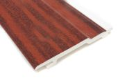 100mm V Groove Cladding Panel (mahogany)