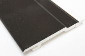 100mm V Groove Cladding Panel (black)