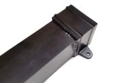 1 Metre Length of 101mm Square Downpipe