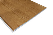 1 x 300mm Tongue & Groove Hollow Soffit (Irish Oak)