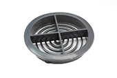 70mm Soffit Vent (anthracite 7016)