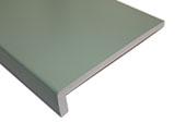 2 x 175mm Capping Fascias (Chartwell Green woodgrain)