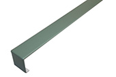 500mm Fascia Joiner (Chartwell Green Woodgrain)