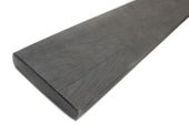 3600mm x 176mm Decking Plank (Carbonised Charred)