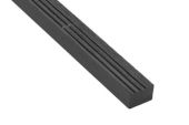 3200mm Square Step Edge (Carbonised Charred)