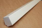 500mm External Fascia Corner (Cream Woodgrain)