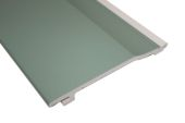 150mm Single Shiplap Cladding Panel (Chartwell Green Woodgrain)