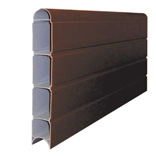 6 ft Eco Fencing Board (Walnut)