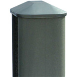 9 ft Eco Fencing Post (Graphite)