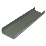 Eco Fencing Post Utility Strip (Graphite)
