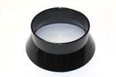110mm x Weathering Collar (black floplast)
