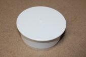 110mm x Socket Plug (white floplast)