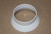 110mm x Weathering Collar (white floplast)
