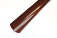 2 Metre Miniline Gutter (brown)