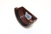 Miniline Stop End (brown)