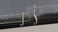 150mm Galvanised Snowguard Panel