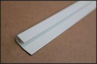 2.4 mt Starter Trim U Channel (white)