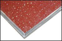 Aqua Wall Panel (red sparkle)