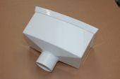 80mm Hopper Head (white)