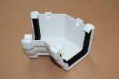 Internal 135 Deg Gutter Angle (niagara white)