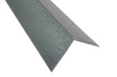 60mm x 60mm Angle (anthracite grey 7016 woodgrain)