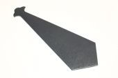 Bargeboard Finial (anthracite Grey 7016 Woodgrain)