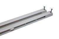 F2500 White Slotvent (bottom operated - screw fix)