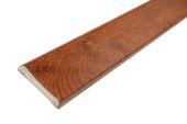 45mm x 6mm Flat Back Architrave (golden oak)