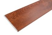 70mm x 6mm Flat Back Architrave (golden oak)