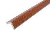25mm x 25mm Foam Angle (golden oak)