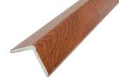 50mm x 50mm Foam Angle (golden oak)