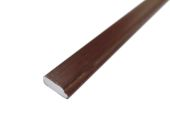 20mm x 6mm Edge Fillet (rosewood)