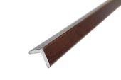 25mm x 25mm Foam Angle (rosewood)