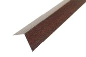 60mm x 60mm Angle (rosewood)