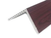 100mm x 80mm Hollow Angle (rosewood)
