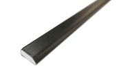 20mm x 6mm Edge Fillet (black woodgrain)