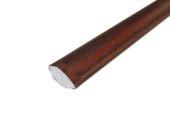 17.5mm Quadrant (mahogany)