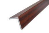 50mm x 50mm Foam Angle (mahogany)