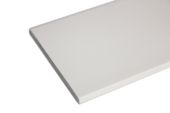 95mm x 6mm Flat Back Architrave (cream)