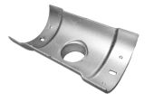 112mm x 63mm Outlet (mill)